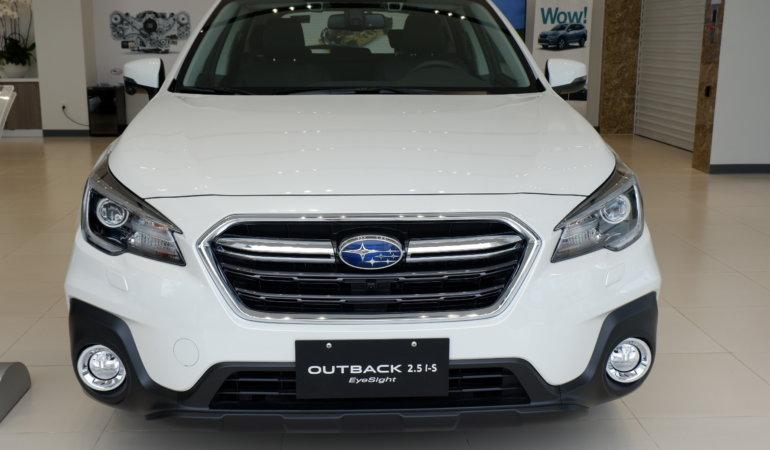 Giá xe Subaru Outback Eyesight 2021 4