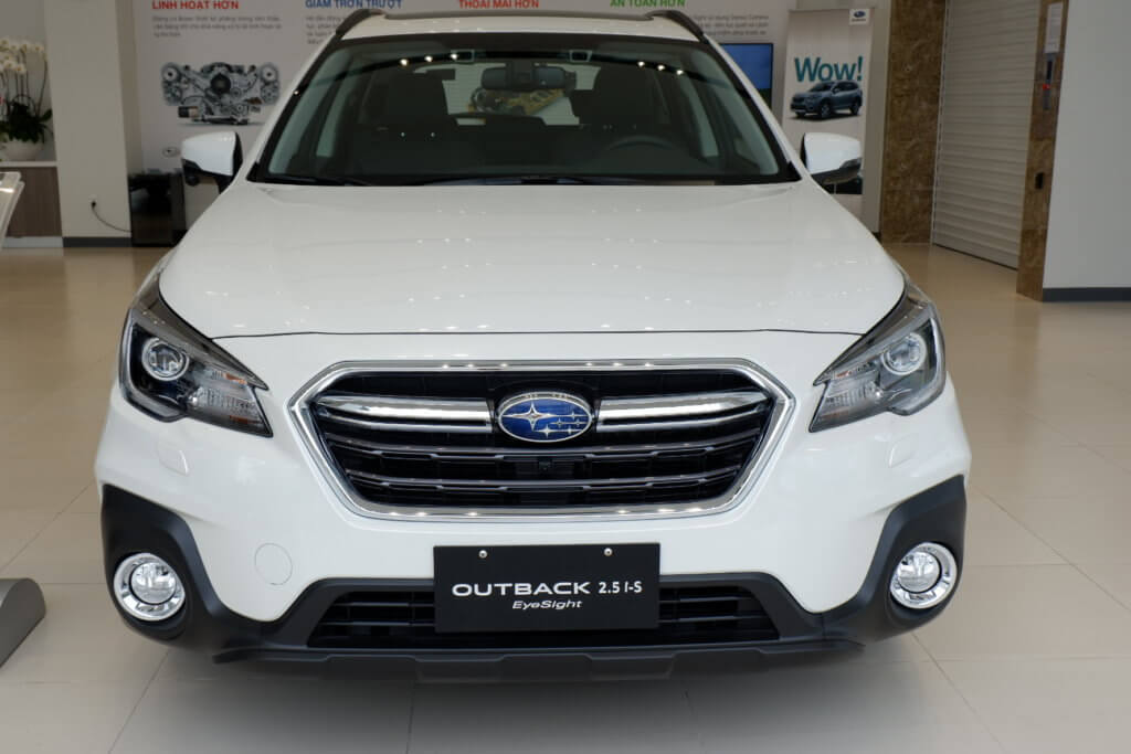 Giá xe Subaru Outback Eyesight 2021 8