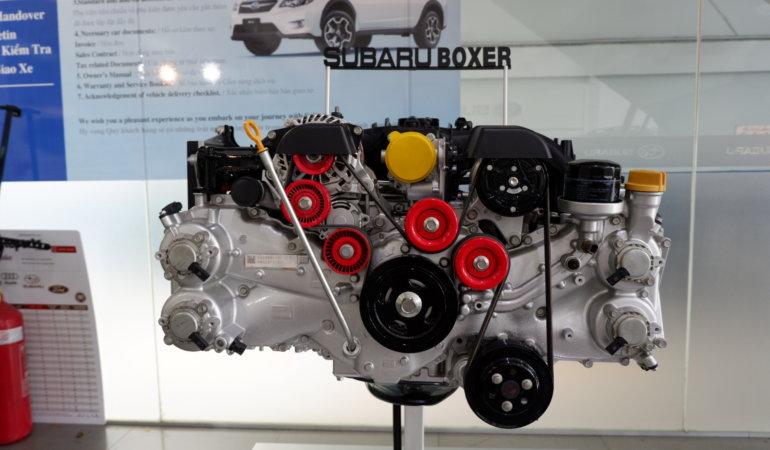 Giá xe Subaru Outback Eyesight 2021 13