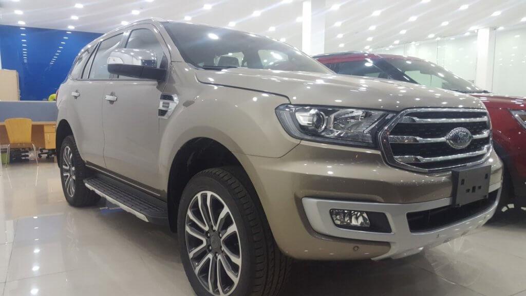 Giá xe Ford Ranger 2021 tại Ford Tân Thuận quận 7 2