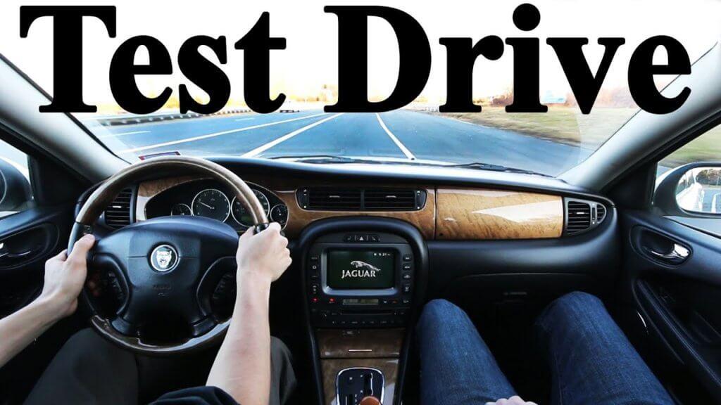 Lái thử xe 2020 ngay hôm nay