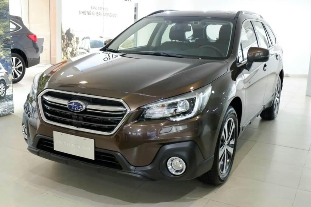 Giá xe Subaru Outback Eyesight tháng 10