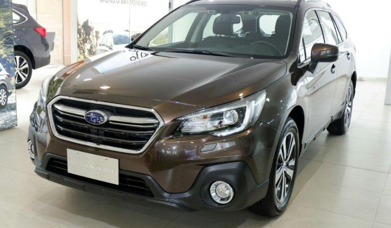 Giá xe Subaru Outback Eyesight 2021 3