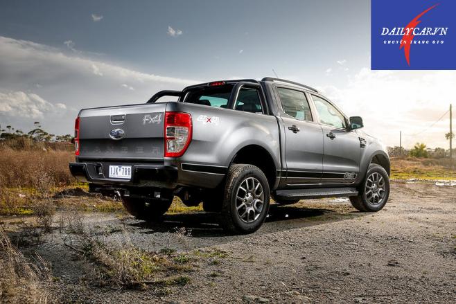Ford Ranger FX4 đời 2020 bản giới hạn 1.000 chiếc 2