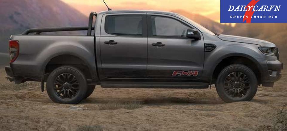 Ford Ranger FX4 đời 2020 bản giới hạn 1.000 chiếc 1