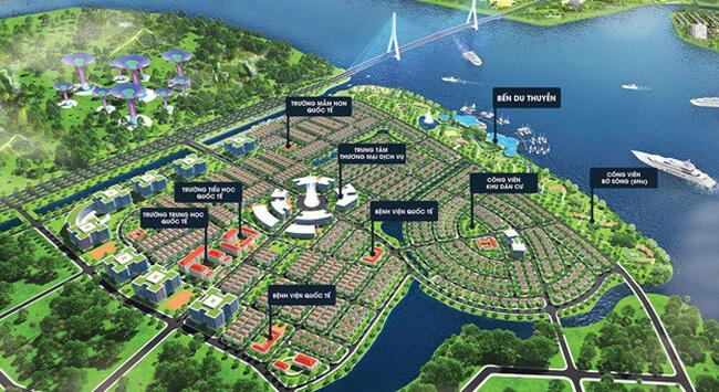 King Bay Nhơn Trạch kiến tạo môi trường xanh 2021 2