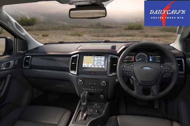 Ford Ranger FX4 ra mắt tại Úc