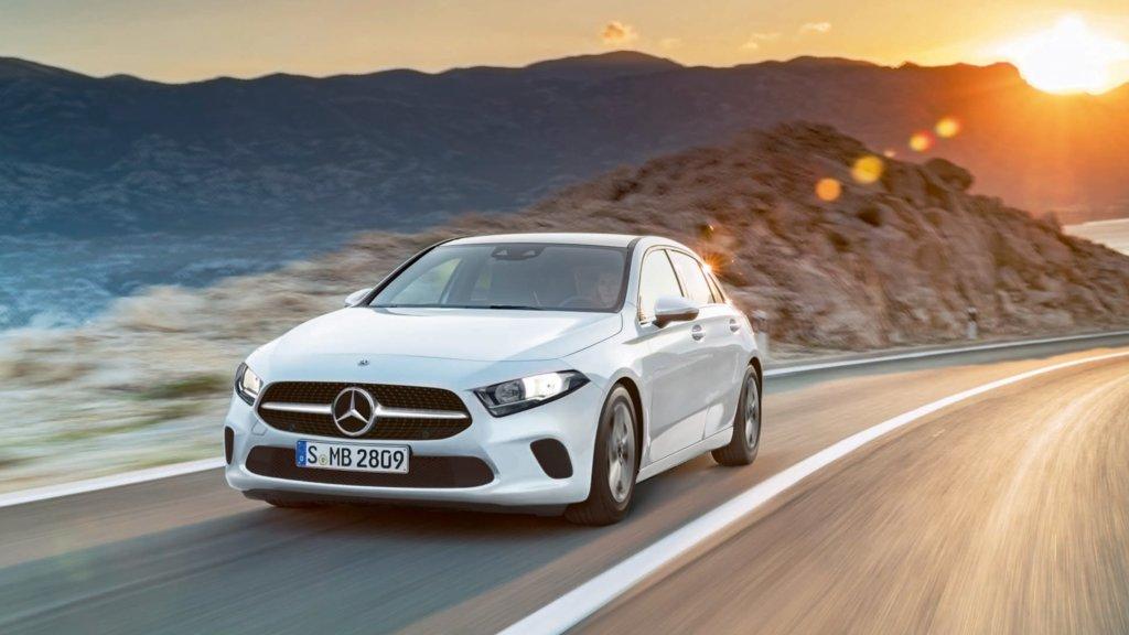 Mercedes Benz A-Class tháng 8-2019