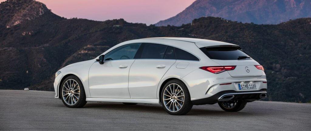 Mercedes Benz CLA Class 2019