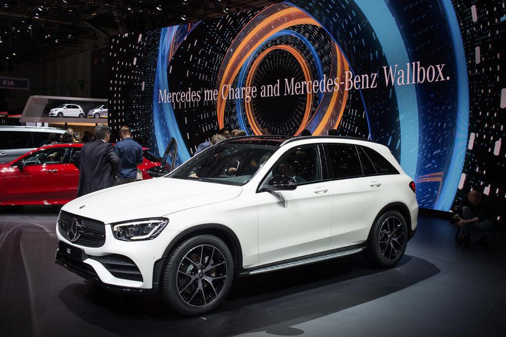 Mercedes Benz GLC 2019 ra mắt tại quận 7