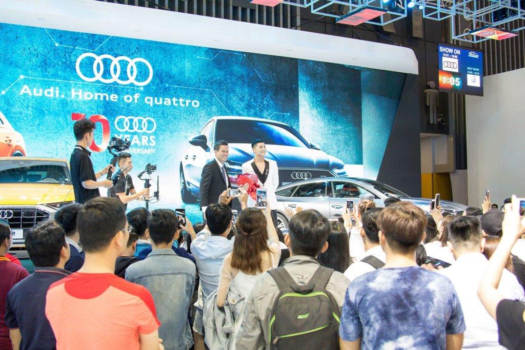 Triển lãm Ô tô Việt Nam - Vietnam Motor Show 2018