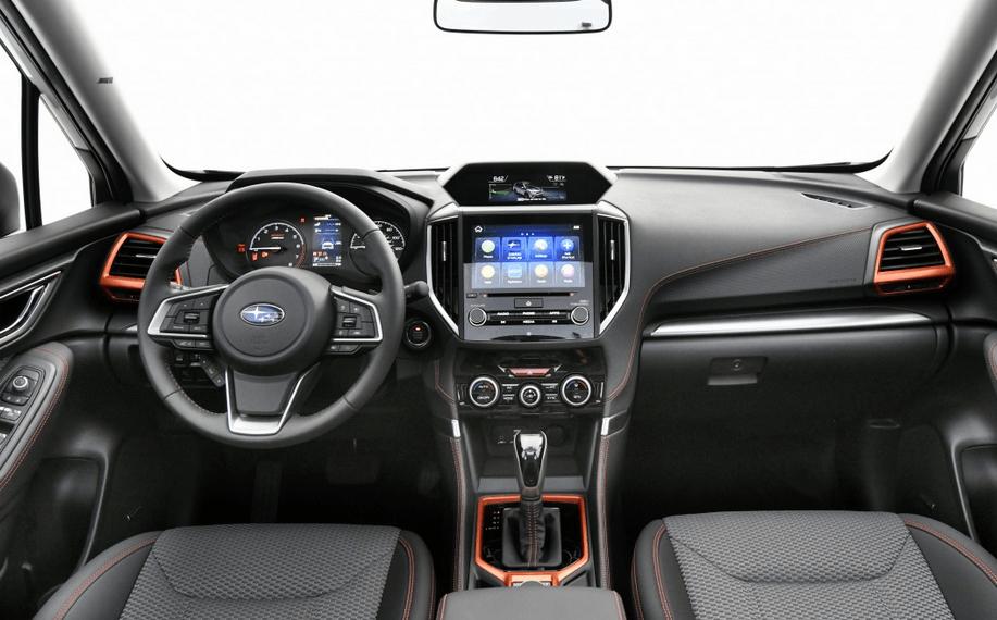 Subaru Forester 2019 tại quận 7