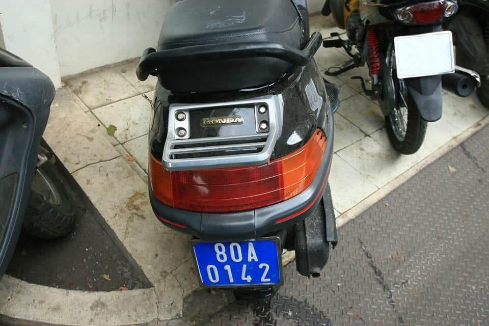 Honda Freeway 250 vua tay ga tại Sài Gòn 1