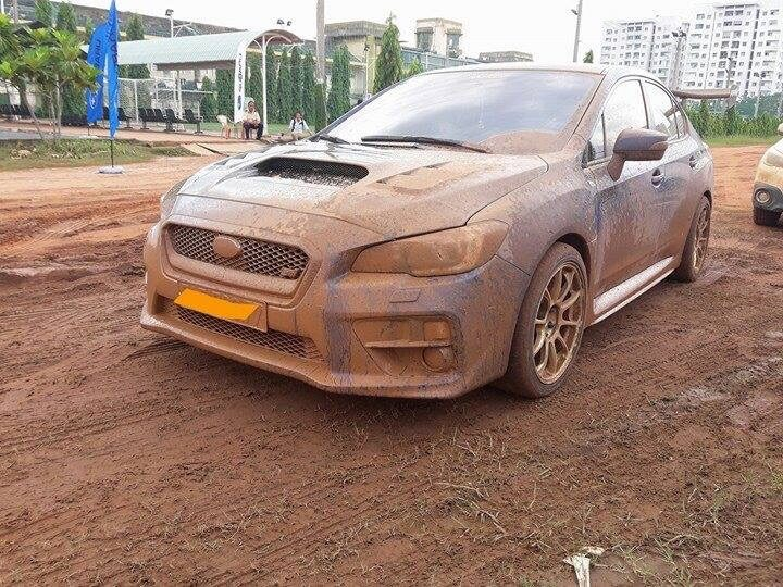 Subaru Wrx Sti 2018 thể thao đầu tiên về Việt Nam 1