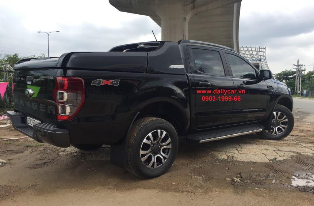 Ford Raptor hầm hố