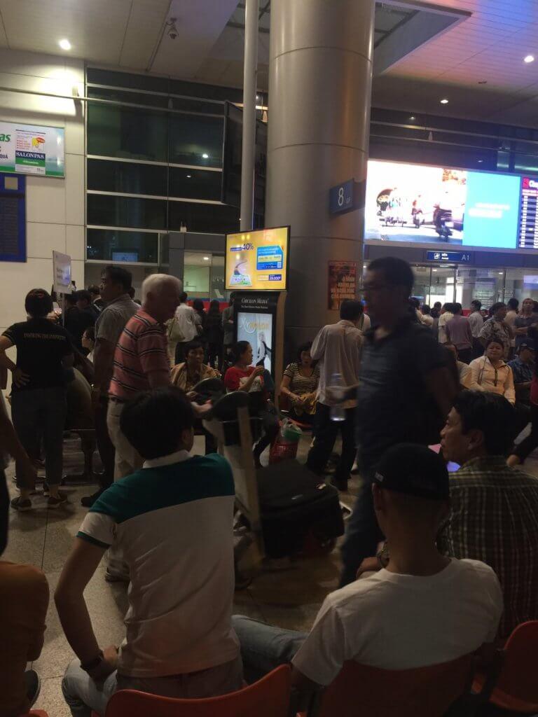 Hướng dẫn đưa đón sân bay Tân Sơn Nhất