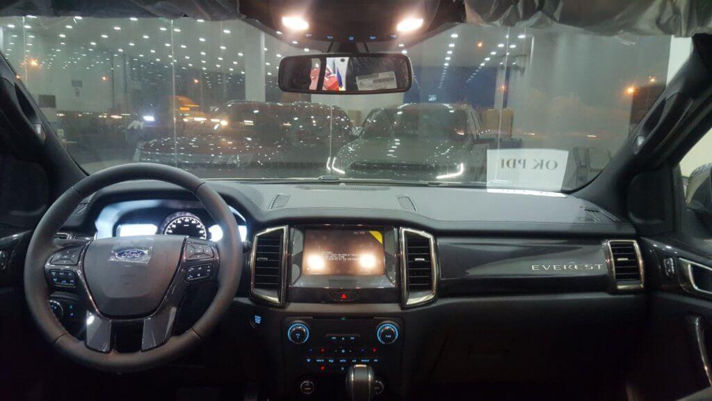 Đánh giá xe Ford Everest 2019 với thiết kế mới