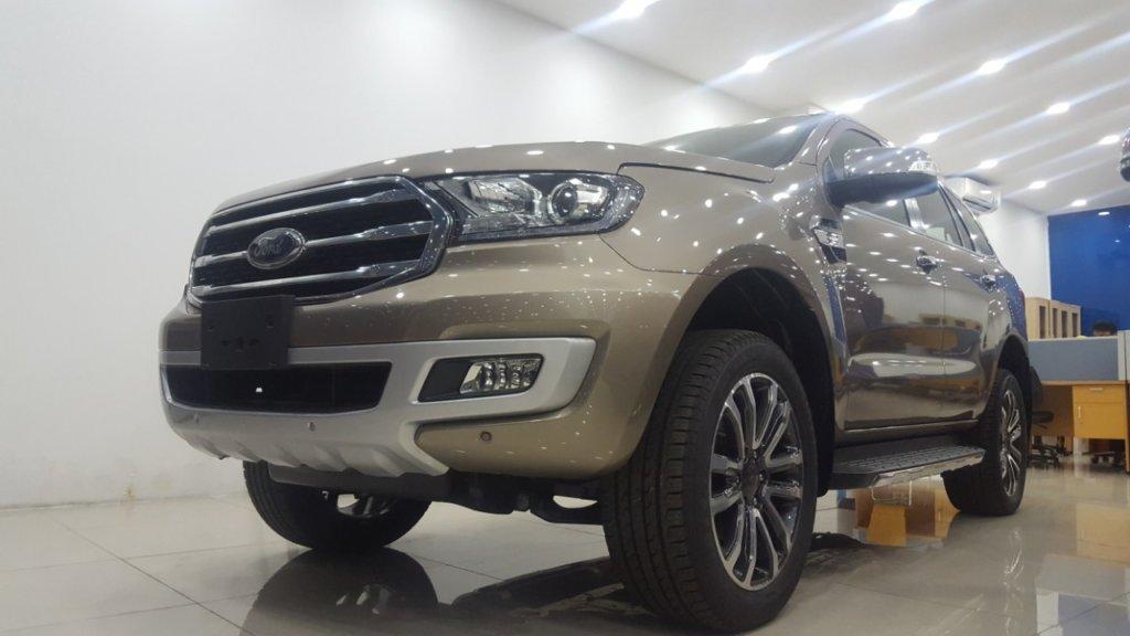 Đánh giá xe Ford Everest 2021 xe gia đình đa dụng 2