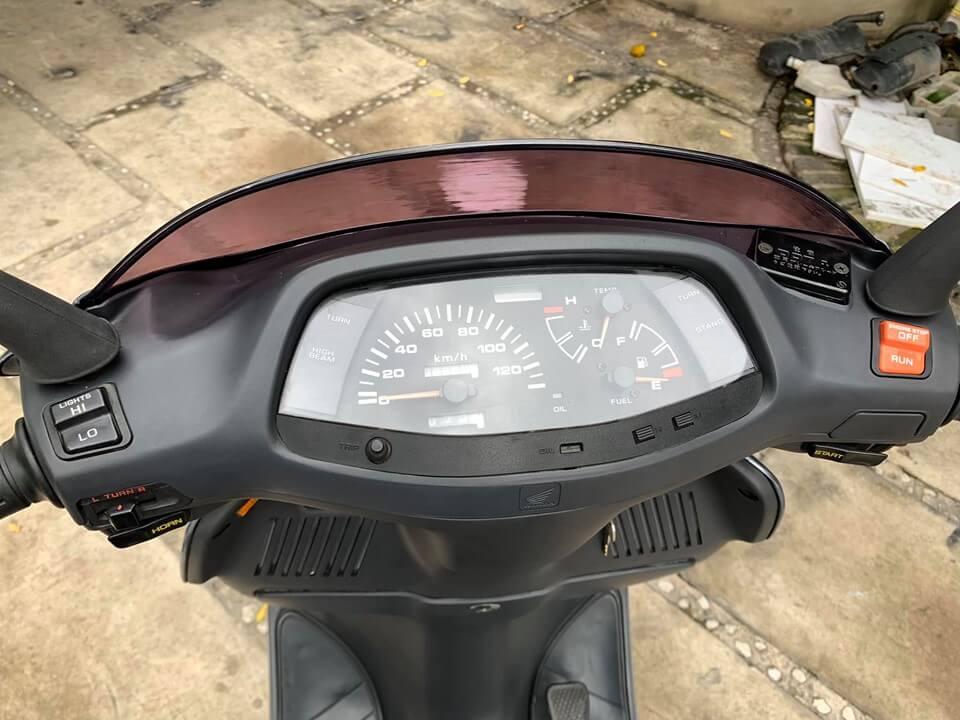 Honda Freeway 250 vua tay ga tại Sài Gòn 4