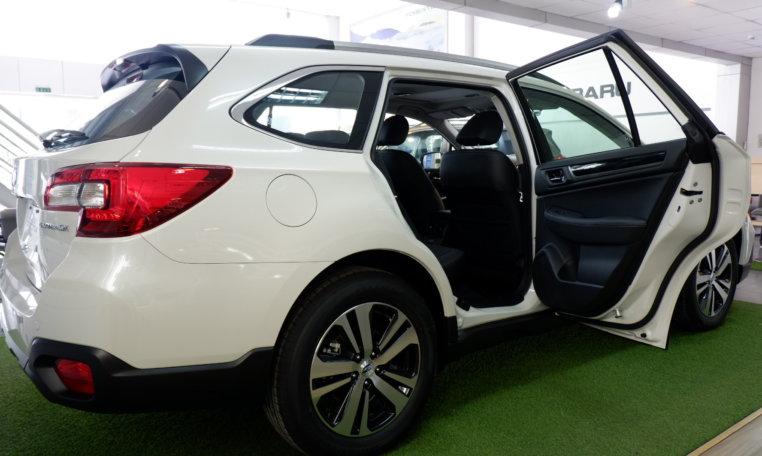 Subaru Outback Eyesight 2021 4