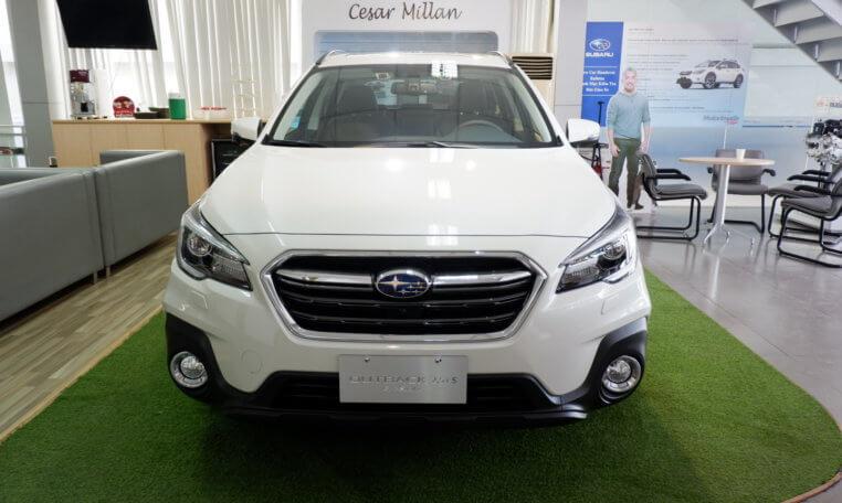 Subaru Outback Eyesight 2021 5
