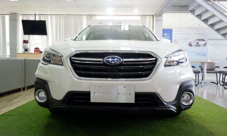 Subaru Outback Eyesight 2021 11