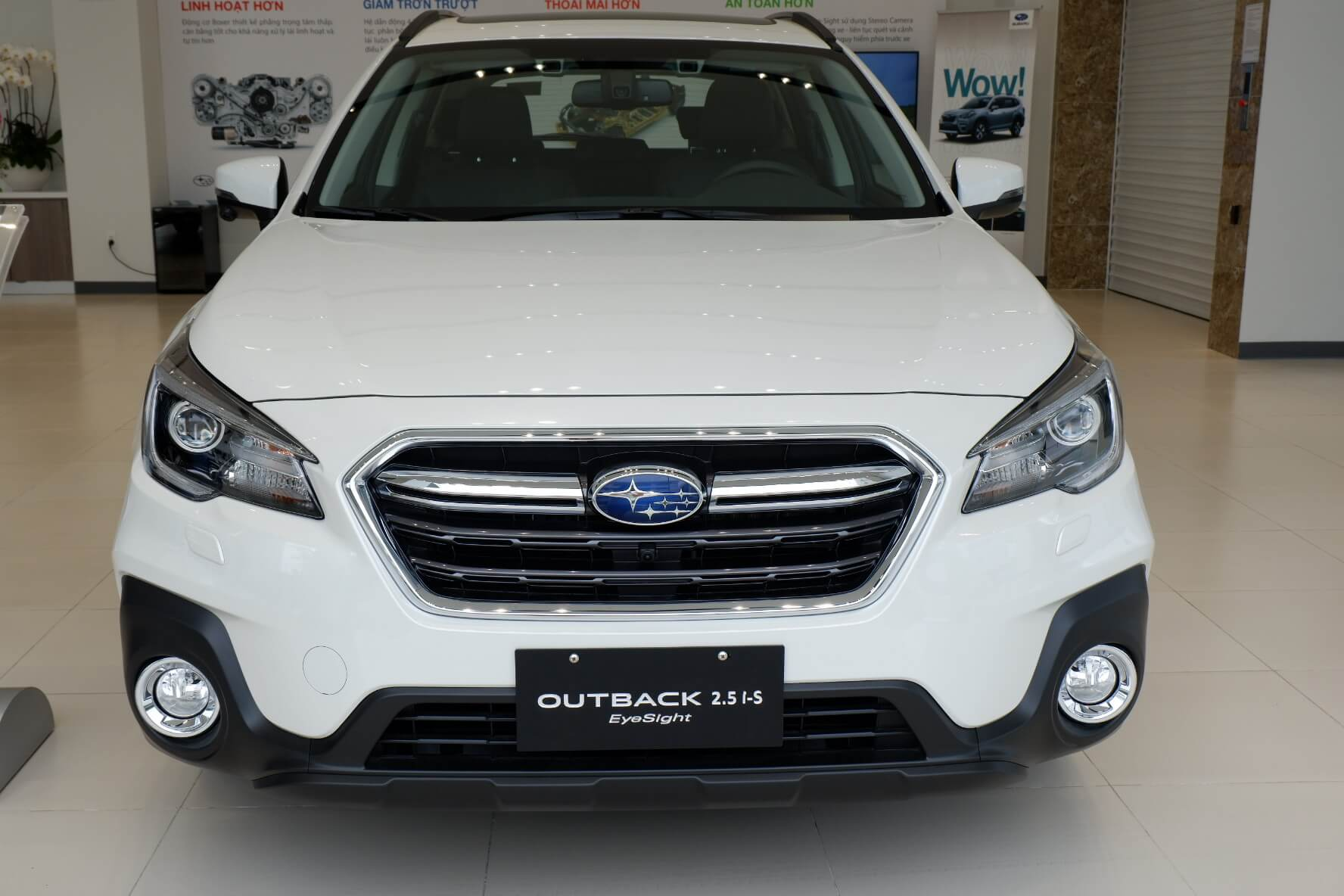Subaru Outback Eyesight 2021 3
