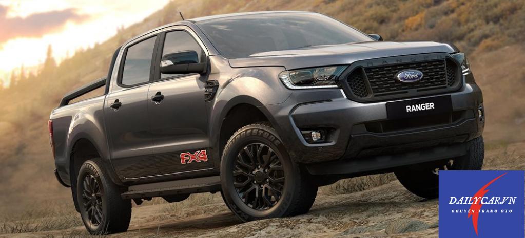 Ford Ranger FX4 đời 2020 bản giới hạn 1.000 chiếc 3