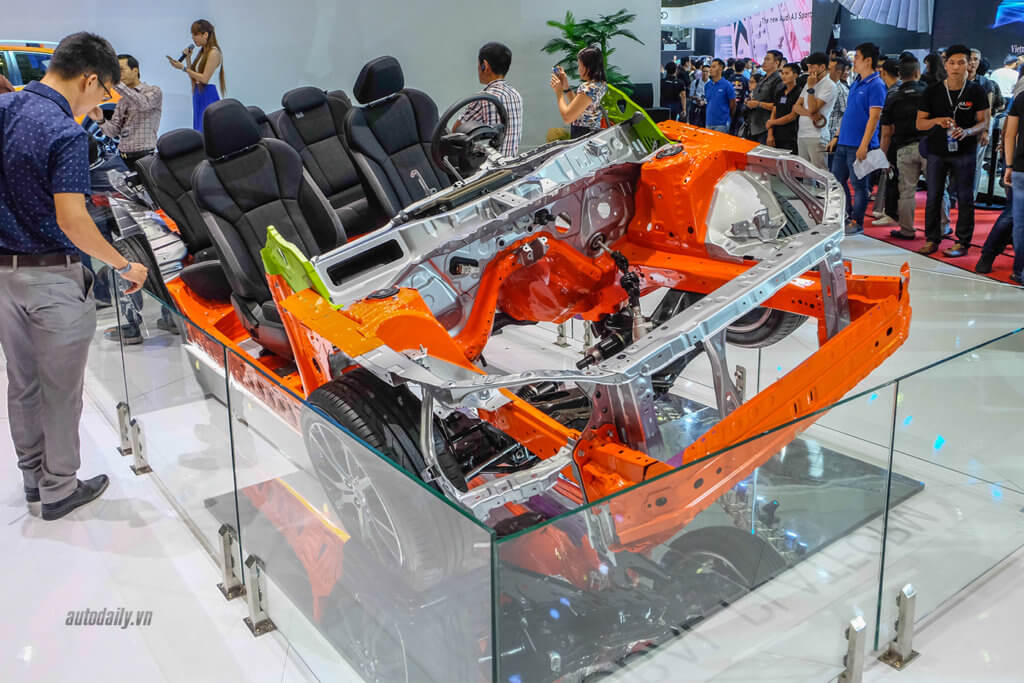 Đánh giá xe Subaru Outback 2021 tại quận 7 3