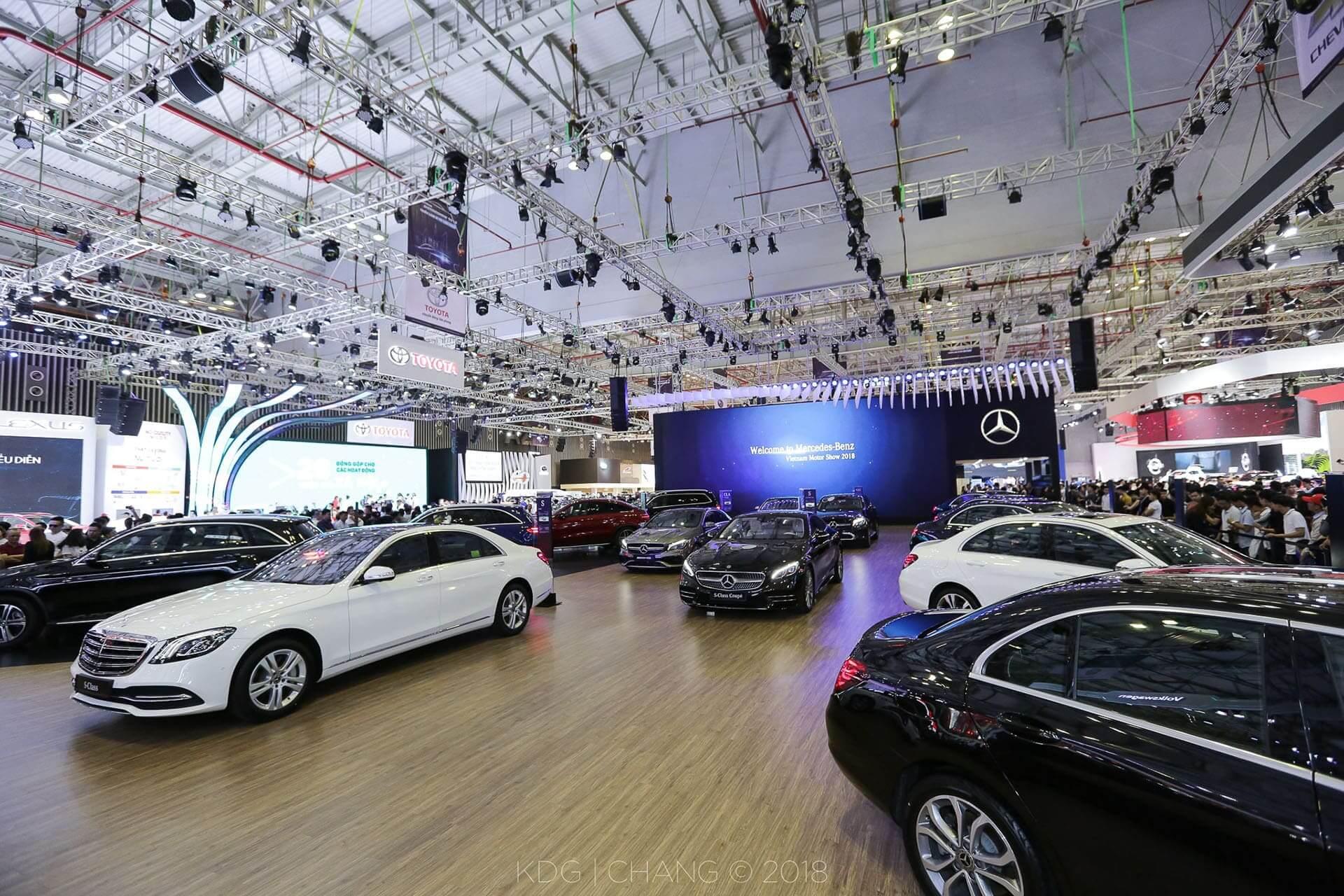 Việt Nam Motor Show 2019 tại quận 7 12