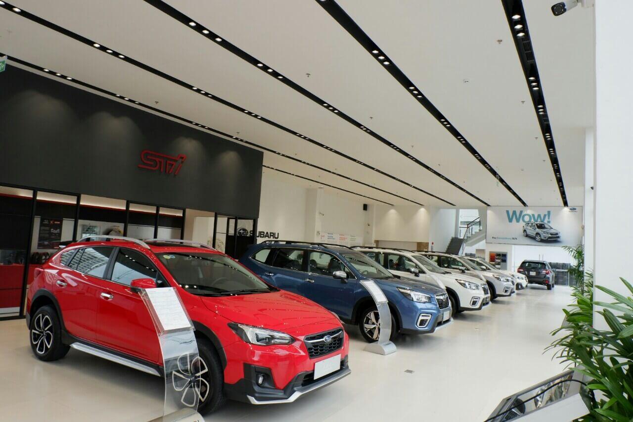 Giá xe Subaru XV 2021 tại quận 7 bao nhiêu? 5