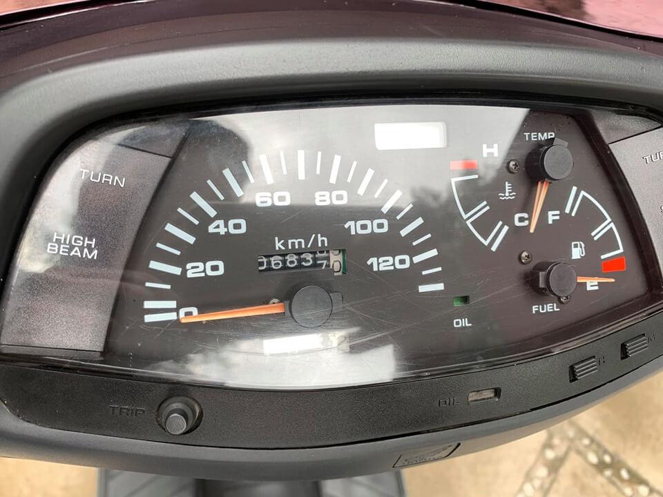 Giá xe Honda Freeway