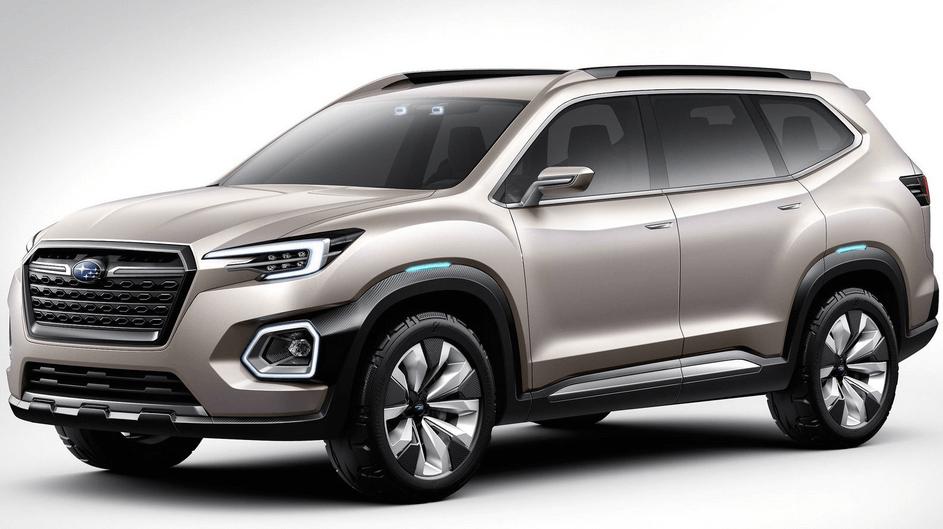 Subaru Forester 2021 có thêm công nghệ mới 3