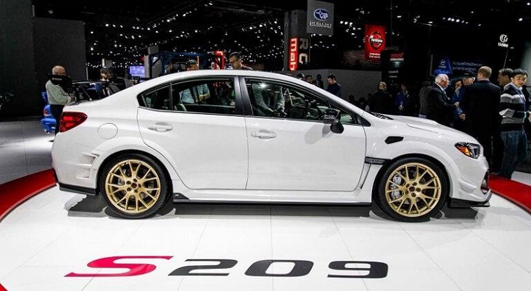 Subaru Wrx Sti S209 giá 1,6 tỷ đồng tại Usa 1