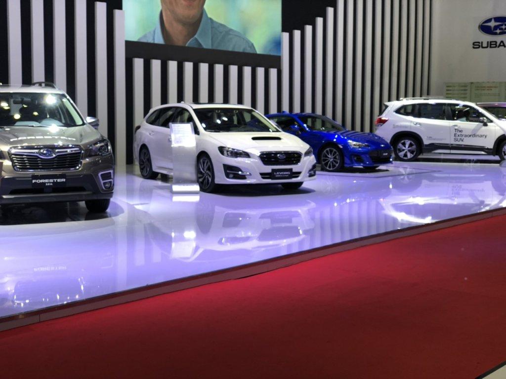 Subaru Wrx Sti 2021 có làm náo loạn triển lãm ôtô? 4