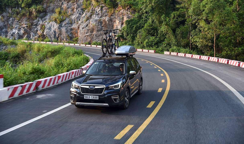 Subaru Sai Gon
