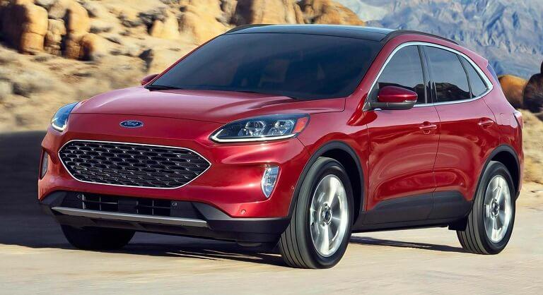 Ford Escape 2020 tại Bắc Mỹ