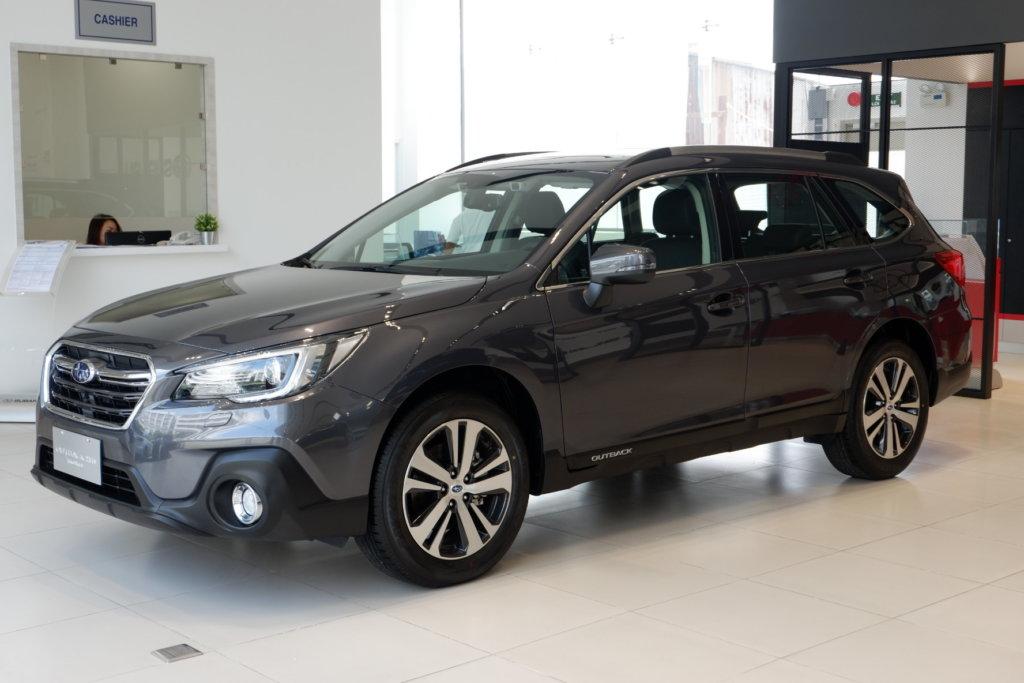 Bảng giá Subaru Outback