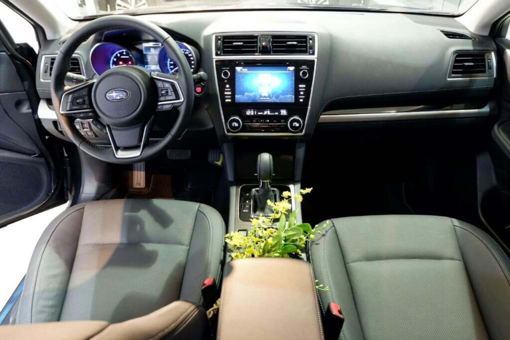 Subaru Outback Eyesight 2020 tại VIMS quận 7 1