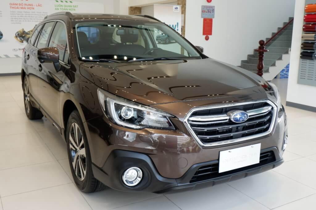Công nghệ cốt lõi của Subaru Nhật Bản 2