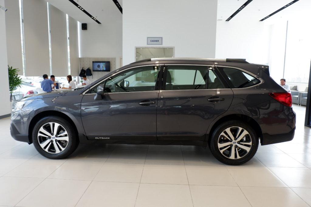 Giá xe Subaru tháng 12 kèm ưu đãi từ Subaru Quận 7 2