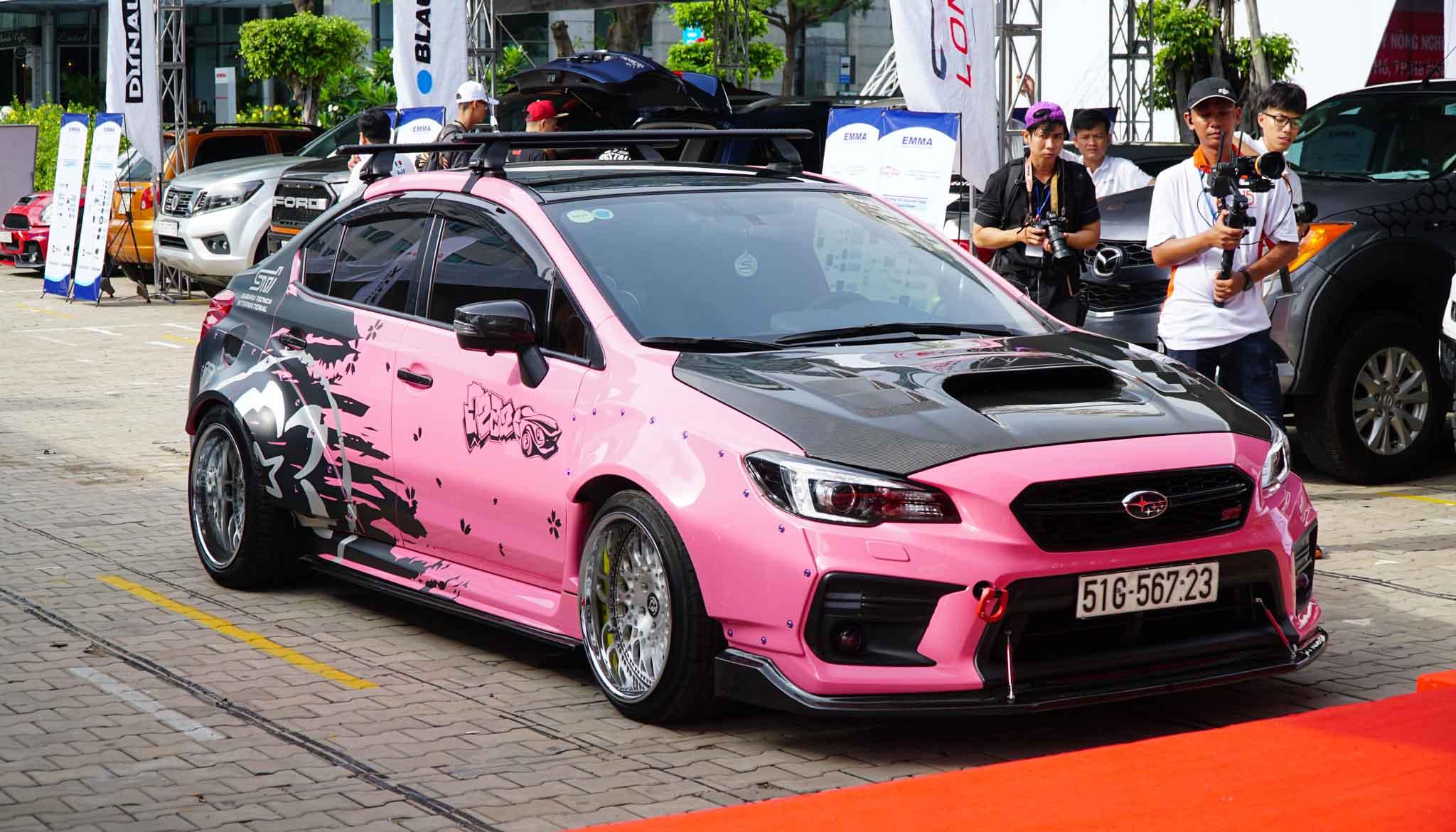 Subaru Wrx Sti 2021 có làm náo loạn triển lãm ôtô? 8