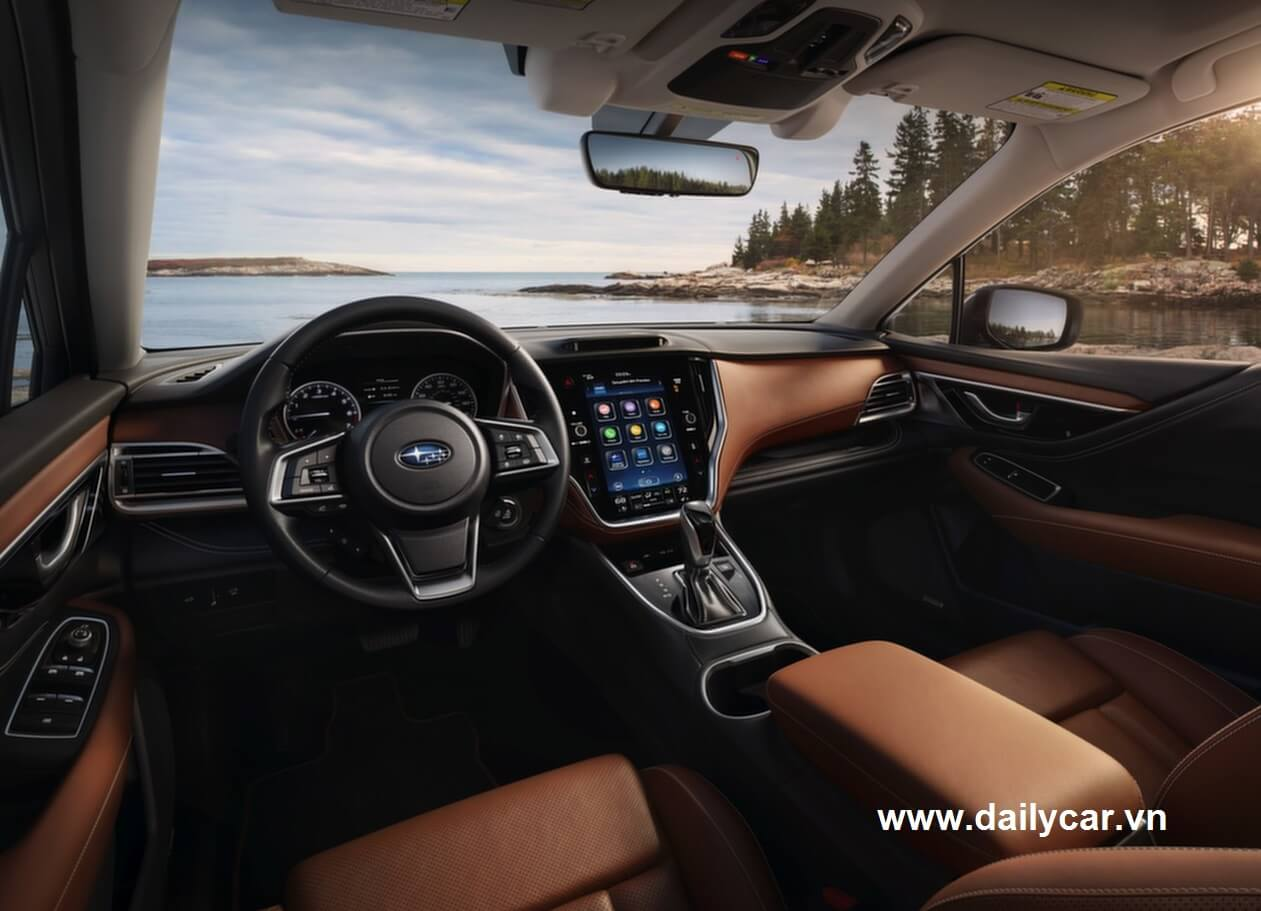 Subaru Outback Eyesight 2020 tại VIMS quận 7 3