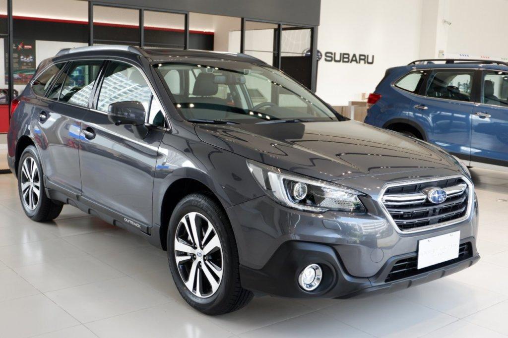 Đánh giá xe Subaru Outback 2021 tại quận 7 1