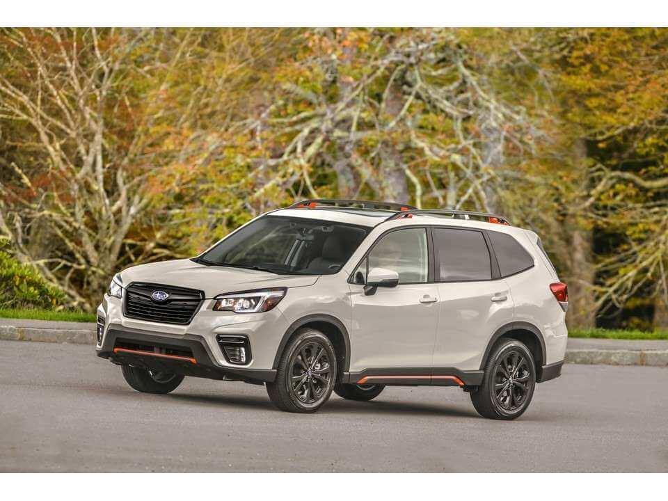 Subaru Forester 2021 thêm sức mạnh chinh phục khách hàng 1