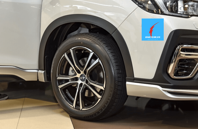 Forester GT Edition 2021 đè bẹp Honda CR-V 2021 4