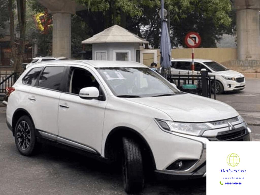 Mitsubishi Outlander 2021 sắp tung ra thị trường Việt Nam 6