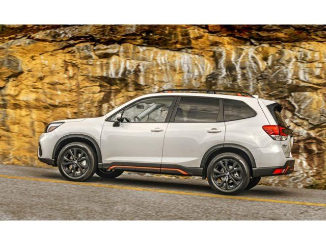 Đánh giá Subaru Forester 2019 sau một năm sử dụng 10