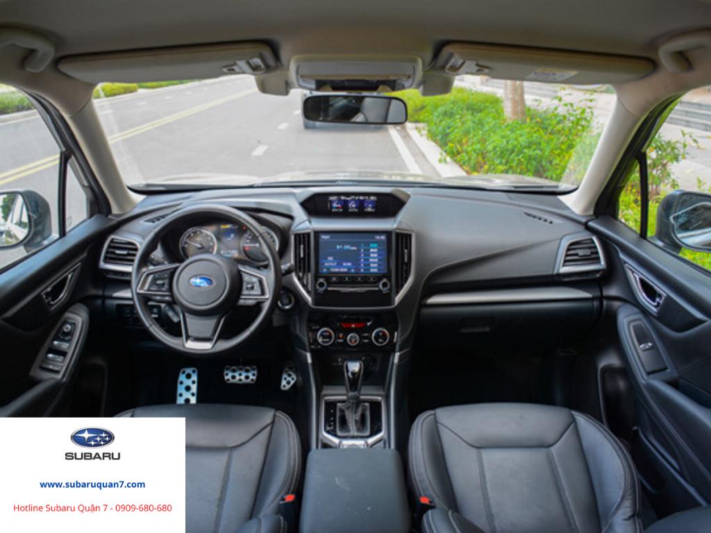 Đánh giá Subaru Forester 2019 sau một năm sử dụng 2