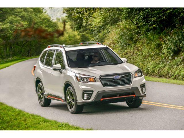 Xe Subaru Forester có cải tiến gì mới cho khách hàng? 4